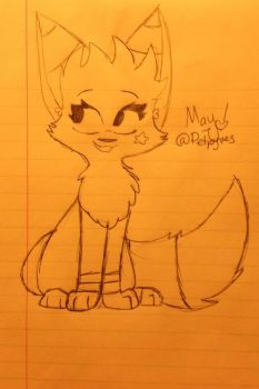 May From Twelve by VioletFuzzypelt