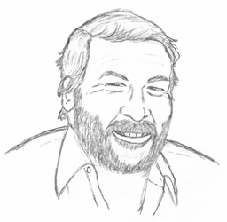 Bud Spencer by HarryWatson