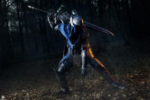 Knight Artorias - Dark Souls by kaihansen3004