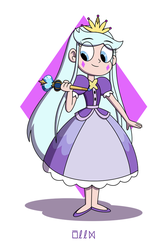 Princess Moon by jgss0109