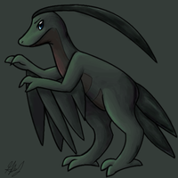 Grovyle by Gpotious