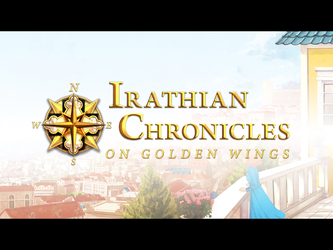 Irathian Chronicles: On Golden Wings by FrontierGai