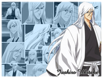 Jushiro Collage Blue by Lady1Venus