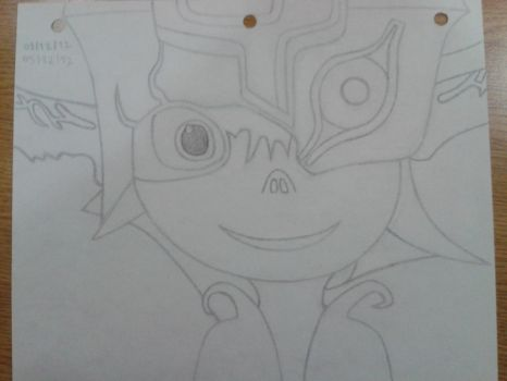 Midna by Lucio1995