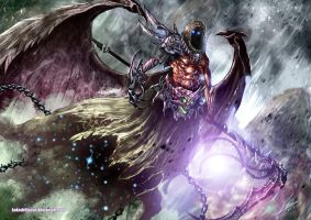 Angel of Demise by Dragolisco