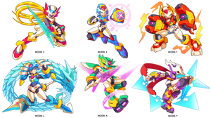 Which Model is the best one for you? by ultimatemaverickx
