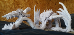 Smaug the Dragon (Origami) by ll-Bisto-ll