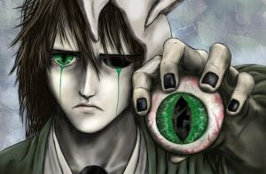 Ulquiorra - My Eye Sees All by xshelaghx