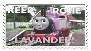 ''Saving Rosie'' Stamp by CCB-18