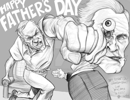 HAPPY GREAT GRAMPA'S DAY by creepshow314