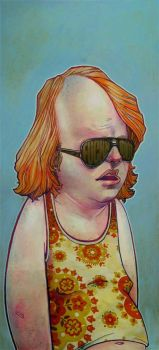 Philip Seymour Hoffman by theirison