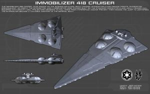 Immobilizer 418 Cruiser ortho [New] by unusualsuspex