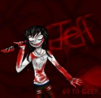 J e f f by DearestRabbit
