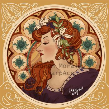Mucha by SharpAce