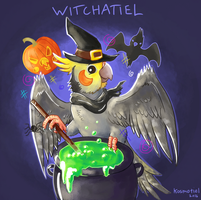 Witchatiel by Kosmotiel