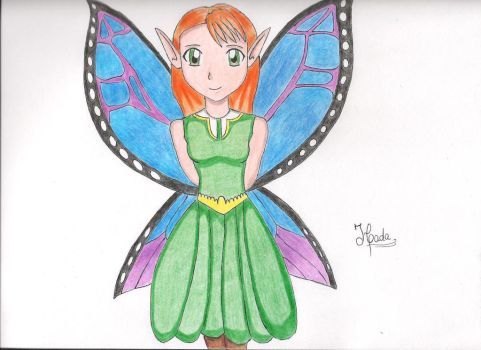 Hada / Fairy by Tomate89