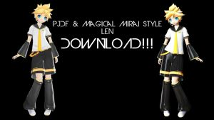 PDF Len DOWNLOAD!! Magical Mirai Style Incluided by MegurineSempai
