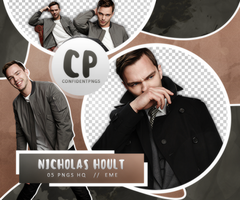 Png Pack 403 // Nicholas Hoult by confidentpngs