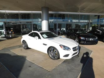 2018 Mercedes-Benz SLC300 Roadster (R172) by CadillacBrony