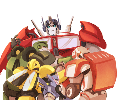 TFP: We've missed you by Puffintalk