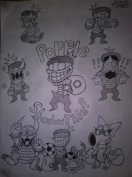 Shadow Thief Popple by Anthony598