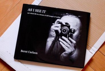 AS I SEE IT by carlzon