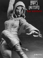 Brides Unleashed: The Penitent WIP by seankylestudios