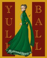 Yule Ball Minerva by TheLily-AmongThorns
