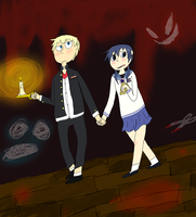 Corpse Party- OTP by DracoJ