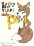 Happy New Year 2012 (2011) by MugenPlanetX