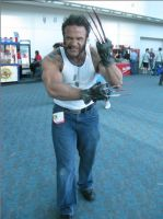 Comic Con '10: Wolverine by ShipperTrish
