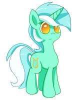Lyra by flamevulture17