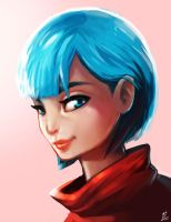 Bulma by oOCherry-chanOo