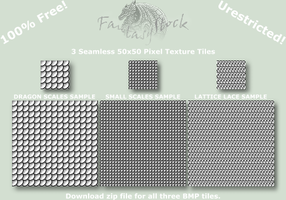 Seamless Pixel Texture Tiles by FantasyStock
