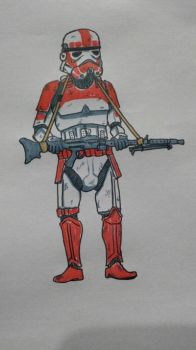 shock trooper by mcnipples