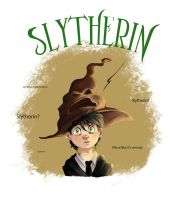 Slytherin? by Arishis