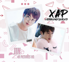 Photopack 2111 // Jin (BTS). by xAsianPhotopacks