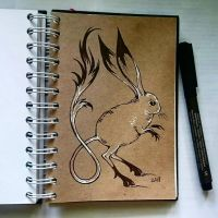 Instaart - Jerboa by Candra