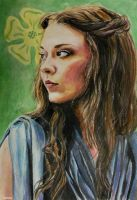 Margaery Tyrell by Nastyfoxy