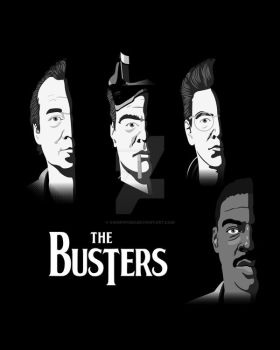 The Busters by kingpin1055