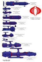 Cobra ships (1993 to 2158) by Imperator-Zor