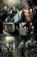 GOW page 10, issue 9 by LiamSharp