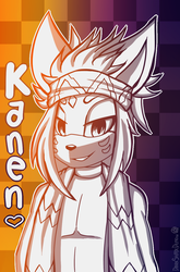 [ AT ] Kanen by DarkShadeDemon
