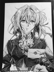VIOLET EVERGARDEN #2 FINISHED by MADCHRIZ