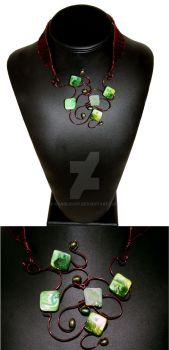 Willow Necklace by charliecfp