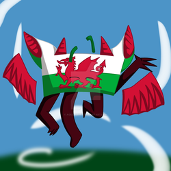 Wales by AGoldspirit