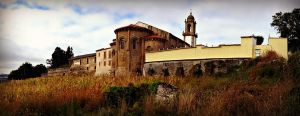 Monasterio de San Martino de Xubia, Spain by carrodeguas