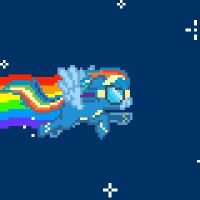 Nyan Wonderbolts RD by DLowell