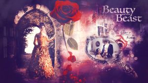 Beauty And The Beast by Dreamvisions86