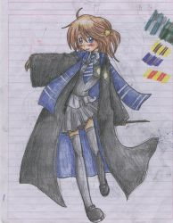 Ravenclaw by Drunny